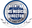 NAEMT EMS Medical Director of the Year