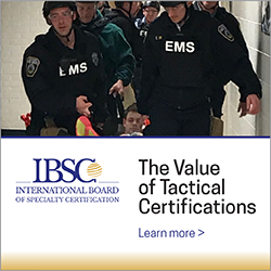 IBSC - The Value  of Tactical Certifications